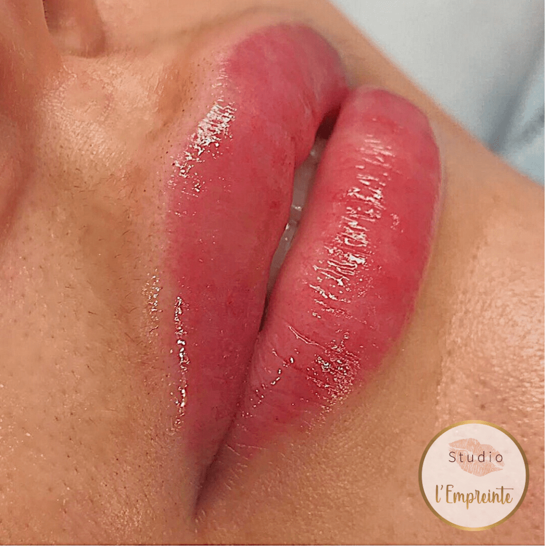 levres roses maquillage permanent troyes