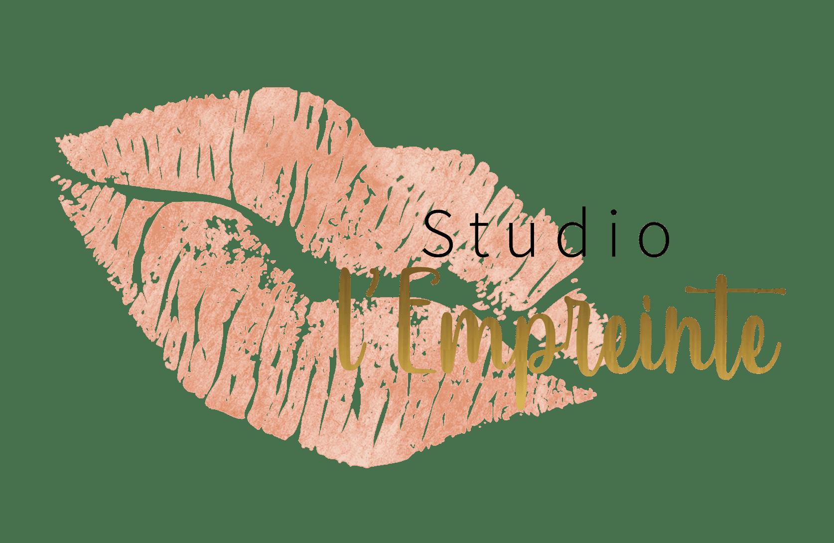 studio lempreinte logo levres maquillage permanent